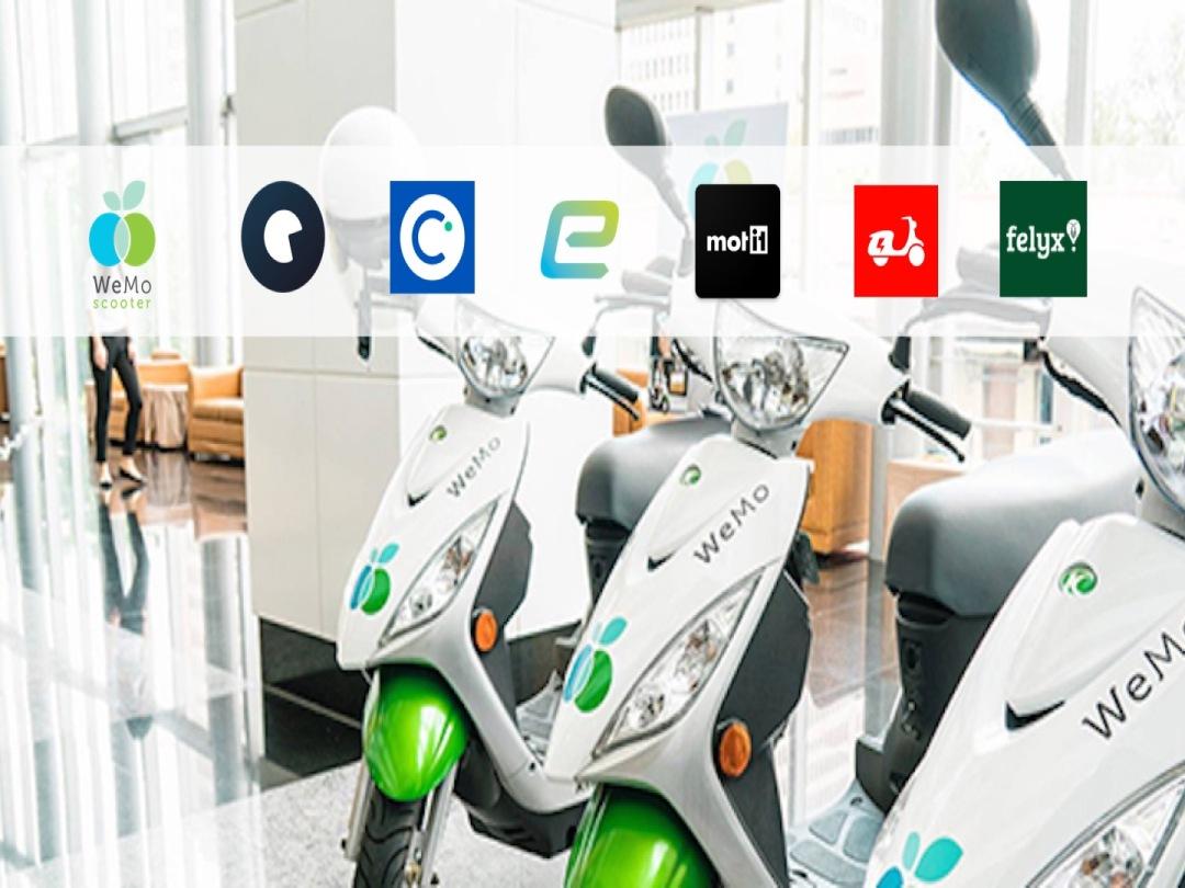 WeMo-電動機車
