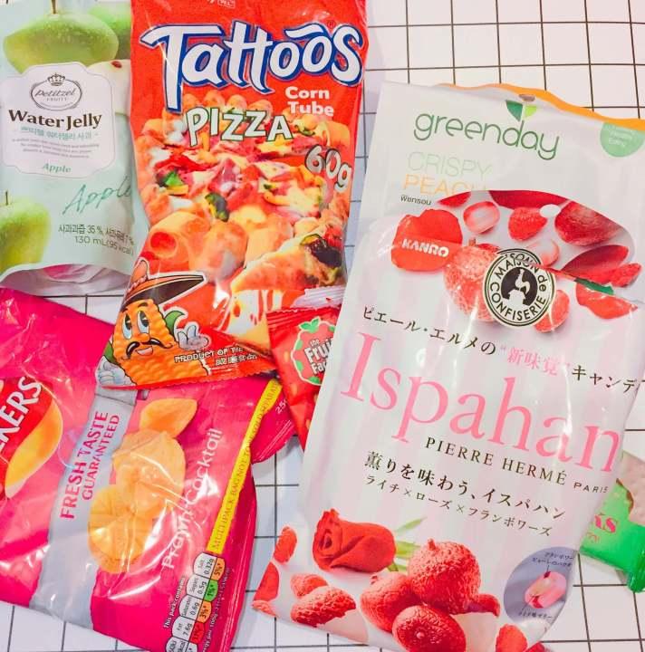 【日本】Ispahan 馬卡龍味覺糖