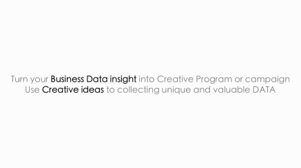 Business Data Insight-Creative ideas